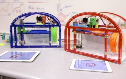 Itt a Printeer, a 3D nyomtató gyerekeknek