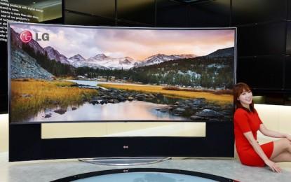27 milliós 5K tévét dobott piacra az LG