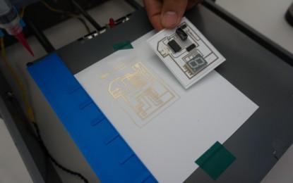 A Squink segítségével már áramköröket is nyomtathatunk