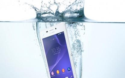 Hivatalosan is itt a Sony Xperia M2 Aqua