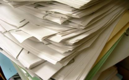 Így takarékoskodhatunk a nyomtatópapírral