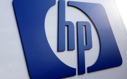 46 000 Ft-os, windowsos laptopon dolgozik a HP