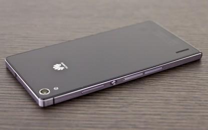 A Huawei Ascend P7 nyerte el az EISA – díját