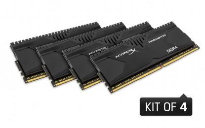 A Kingston bemutatta DDR4 memóriáját