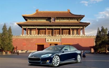400 új töltőállomást épít Kínában a Tesla