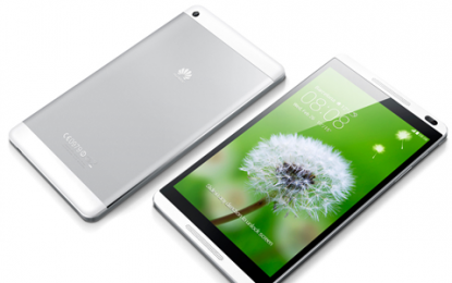 Teszt: Huawei MediaPad M1 – Csak az LTE számít