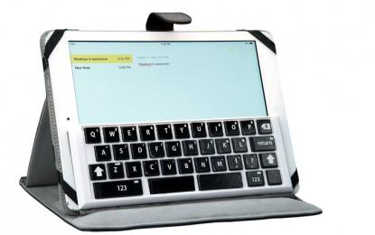 Íme az iPad billentyűzet, amit tölteni sem kell