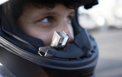 A Skully elsőként hozza el a heads-up kijelzőt a motorosoknak