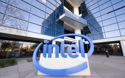 Bemutatta első, nyolcmagos processzor családját az Intel