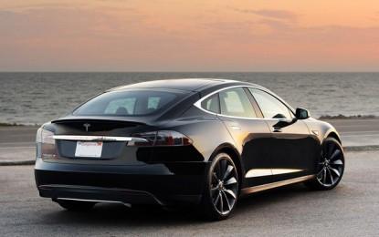 8 év garanciát kap szinte minden Tesla Model S