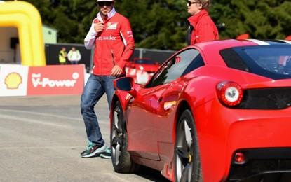 Vajon mennyire izgulnak a profi versenyzők vezetés közben?