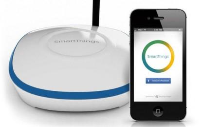 A Saumsung egy startupot vásárolt fel Smart Home projektjéhez