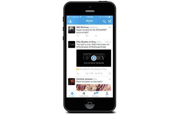 Videoreklámok érkeznek a Twitterre