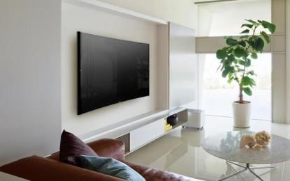 Új csúcskategóriás 4K tévét mutatott be a Sony