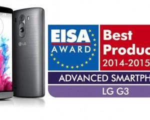 Az LG is számos EISA díjat tudhat magáénak