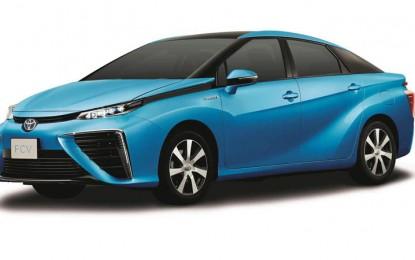 A Toyota az üzemanyagcellában hisz
