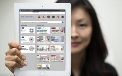 IBM elindítja felhő alapú Watson Analytics szolgáltatását