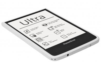 Itt az új PocketBook Ultra: A fényképezős e-könyv olvasó