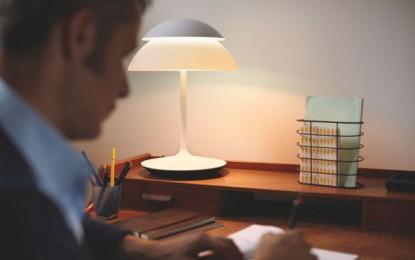 Már asztali lámpánkba is okoségőt akar a Philips