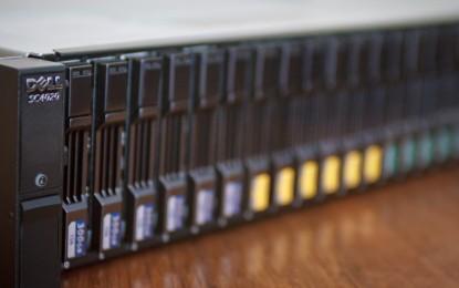Új szerverek és tárolási megoldások érkeztek a Delltől