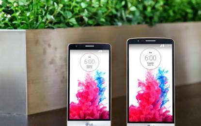 Itt a kistesó: Hazánkban is kapható az LG G3 S