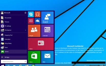 Nézd meg milyen lesz a következő Windows!