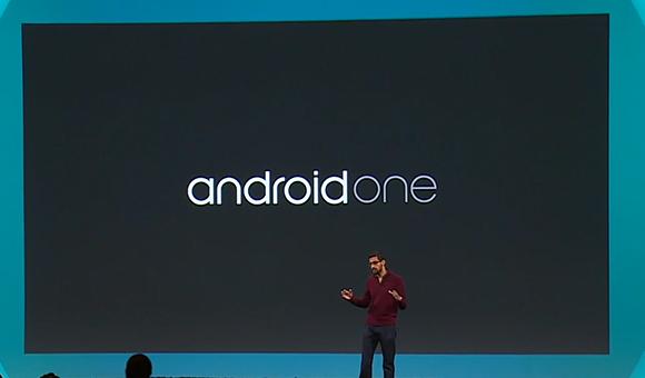 Bemutatkoztak az első Android One telefonok
