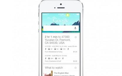 Frissült az iOS-es Google Search