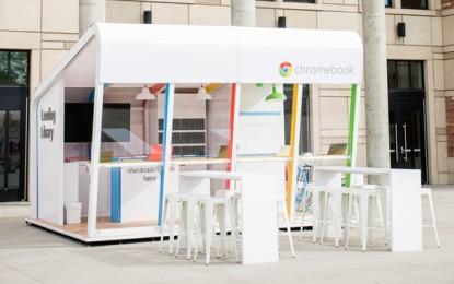 Chromebook kölcsönzőt nyit a Google