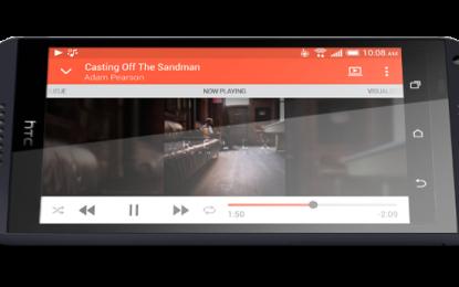Teszt: HTC Desire 816 – Plasztikban a csoda