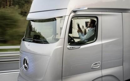 Itt a jövő kamionja!