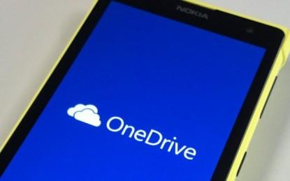 Megduplázzák ingyenes OneDrive tárhelyeinket