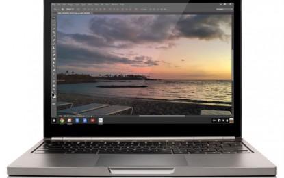 Photoshop érkezik a Chromebookokra
