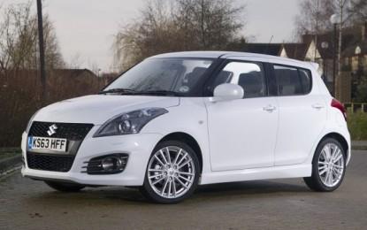 Teszt: Suzuki Swift Sport – Az én autóm