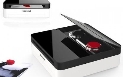 Íme a Samsung ötletes koncepciónyomtatói