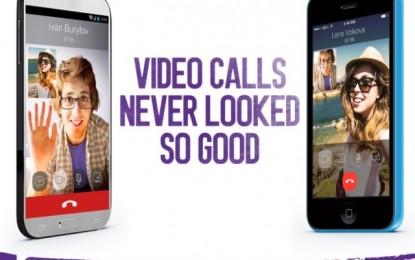 Videóhívás érkezett a Viberre