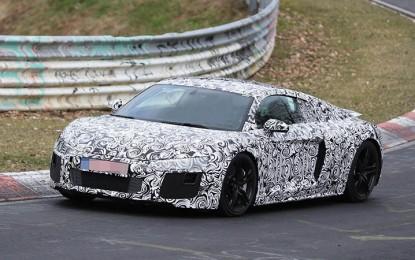 Jövőre jön a teljesen elektromos Audi R8