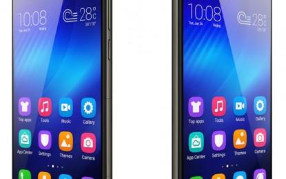 Új mobilmárka a magyar piacon: itt a megfizethető és erős Honor 6