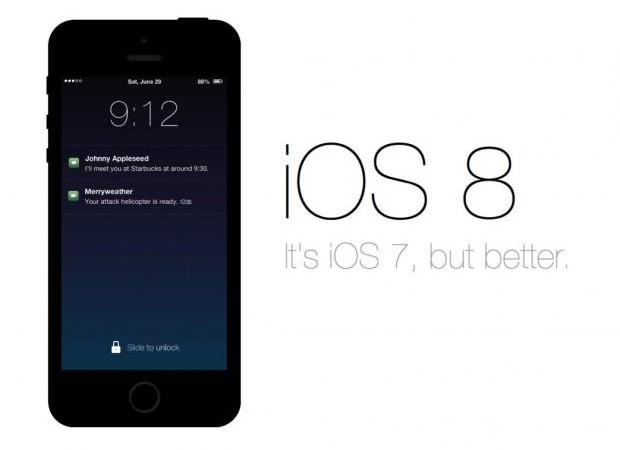 Ezért nem működtek az iPhone-ok az iOS 8.0.1-gyel