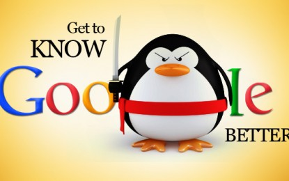 Itt a Pingvin: újabb büntetőalgoritmus a Google-tól