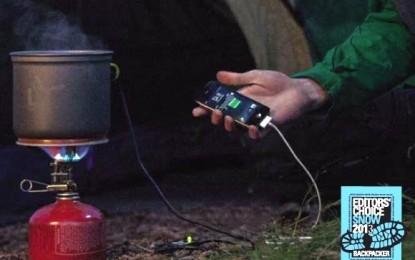 Főzz egy teát és közben a vízforralóval töltsd fel a mobilod!