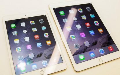 A Telekomnál hamarosan megvásárolhatók lesznek az új iPadek