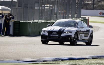 Már az Audiknak sem kell sofőr