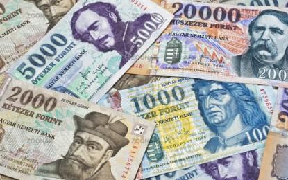 Devizapiac – Vegyesen alakult a forint árfolyama