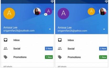 Hamarosan megújul a Gmail androidos applikációja