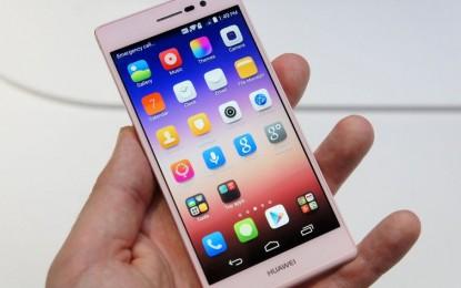 Egyre népszerűbbek a Huawei okostelefonok