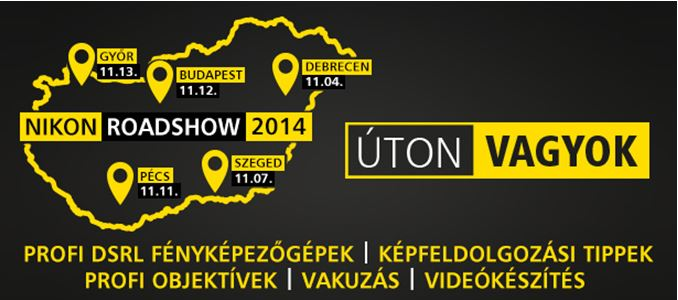 Nikon Roadshow