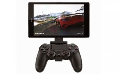 PS4 Remote Play funkció érkezett az Xperia Z3 sorozat készülékeire