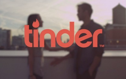 Egy átlagos Tinder felhasználó 90 percet böngész naponta