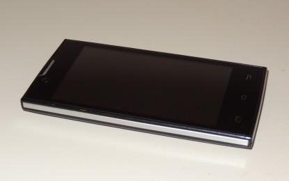 Teszt: ConCorde SmartPhone 4000 – fekete péntek minden nap?